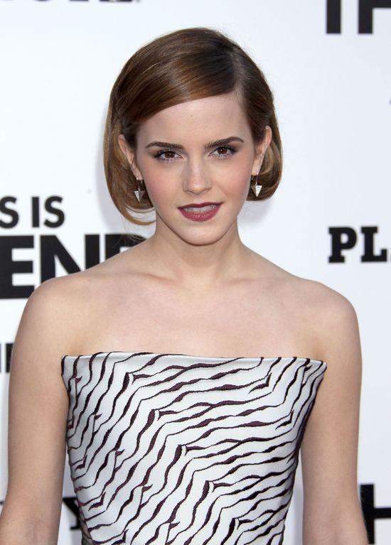 Emma Watson wraca do szkoły