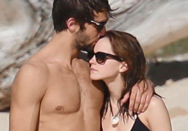 Emma Watson idzie na całość z nowym chłopakiem! (VIDEO)