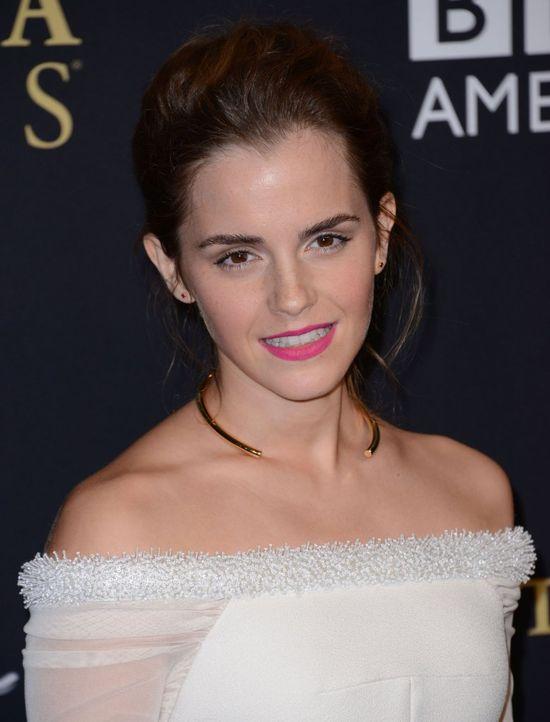 Co powiecie na tak� par� - Harry Styles i Emma Watson?