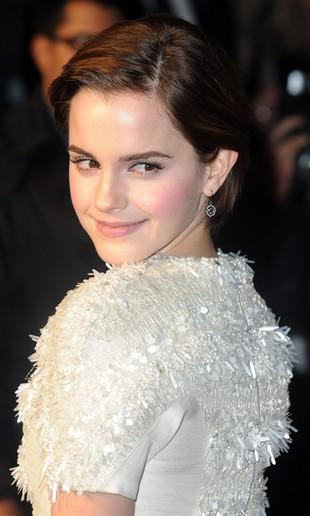 Emma Watson ma najpiękniejszą twarz (FOTO)