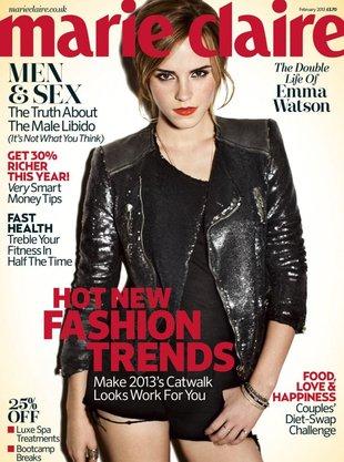 Emma Watson o swoim noworocznym postanowieniu (FOTO)