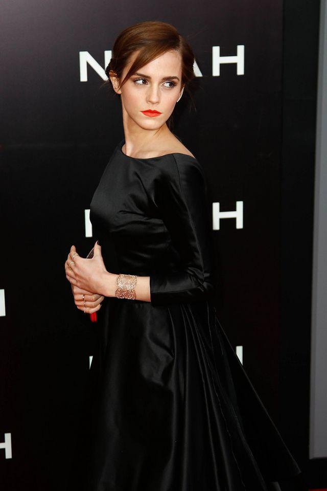 Emma Watson jest zdegustowana aferą z nagimi fotkami