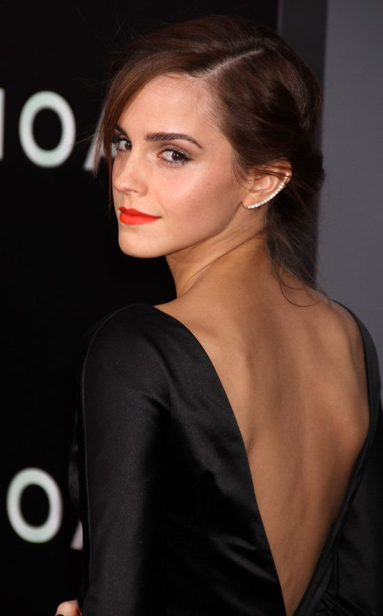 Hermiona dorosła - Emma Watson reklamuje stronę z sex-tipami