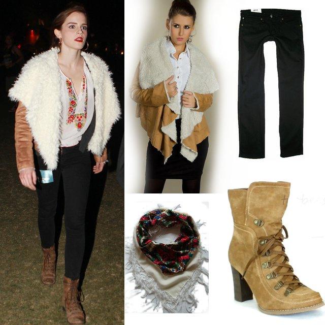 W stylu gwiazd: Emma Watson