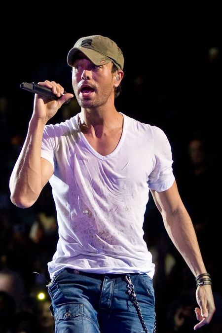 Zdjęcia Enrique Iglesiasa z koncertu (FOTO)