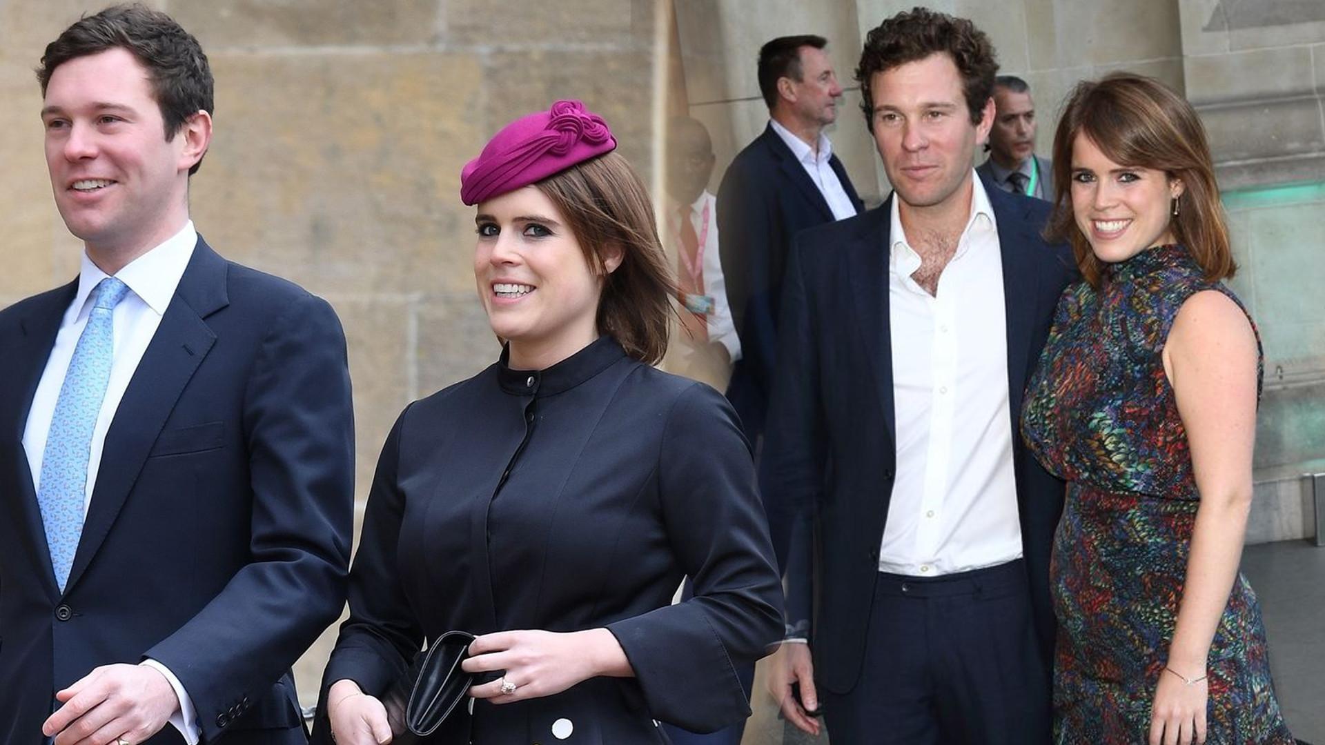 Księżniczka Eugenia wręczyła gościom listę dziwnych ZAKAZÓW na ślubie