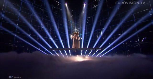 Incydent na Eurowizji z Rosją w tle (VIDEO)