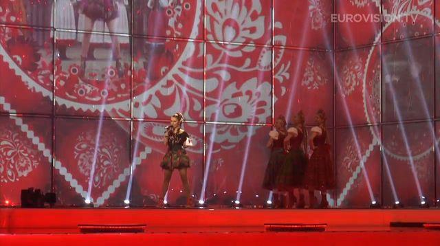 Tak będzie wyglądał nasz występ na Eurowizji (VIDEO)