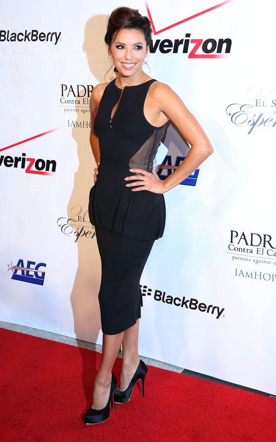 Eva Longoria nie chce mieć dzieci i kolejneg męża