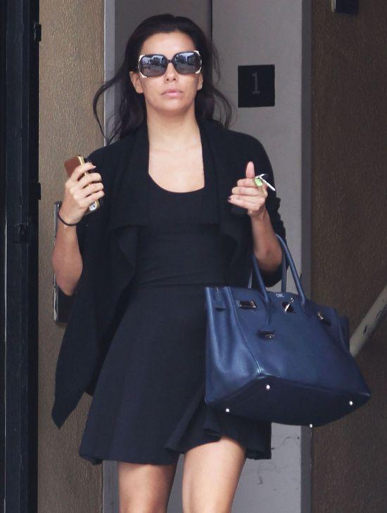 Eva Longoria miała gorszy dzień? (FOTO)