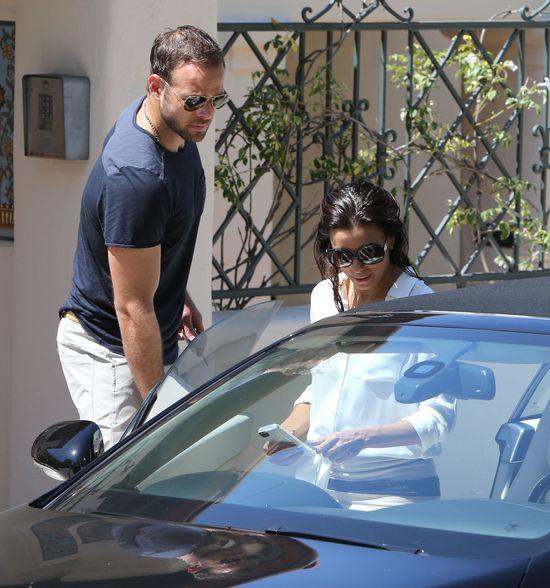 Eva Longoria i Ernesto Arguello szukają RAZEM mieszkania