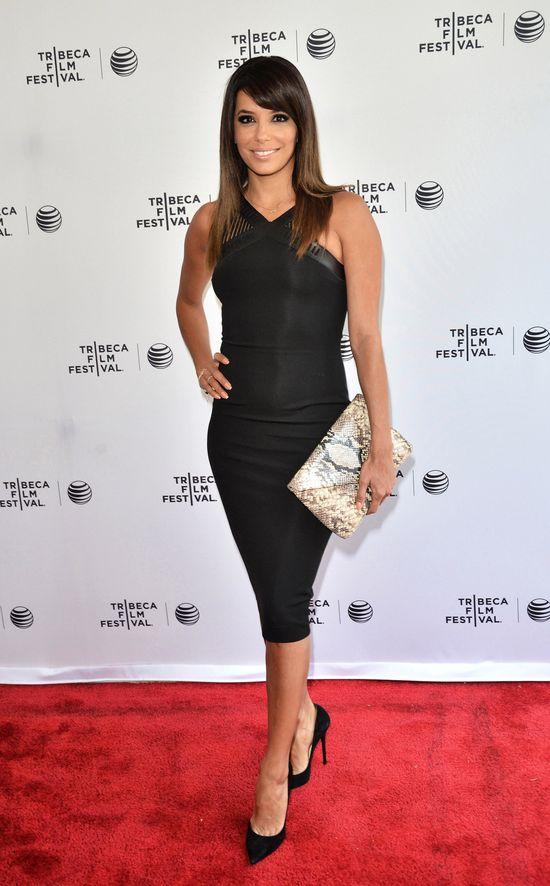 Eva Longoria piękniejsza bez grzywki (FOTO)