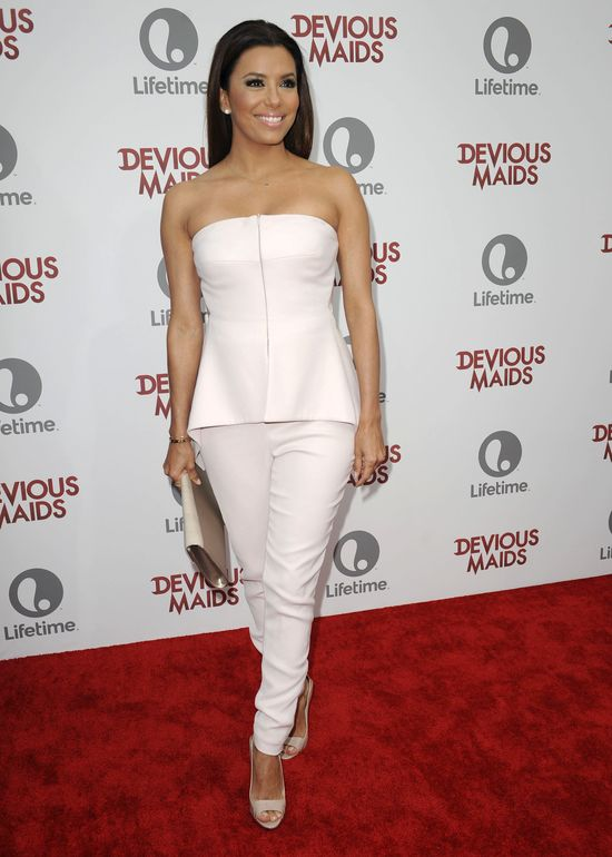 Eva Longoria promuje nowy serial  (FOTO)
