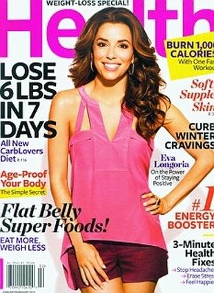 Eva Longoria: Po rozwodzie dramatycznie schudłam