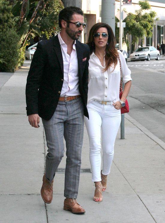 Eva Longoria przyłapana z nowym ukochanym (FOTO)