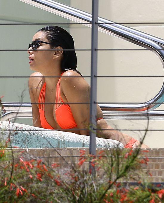 Eva Longoria ryzykowała zdrowiem na tym basenie (FOTO)