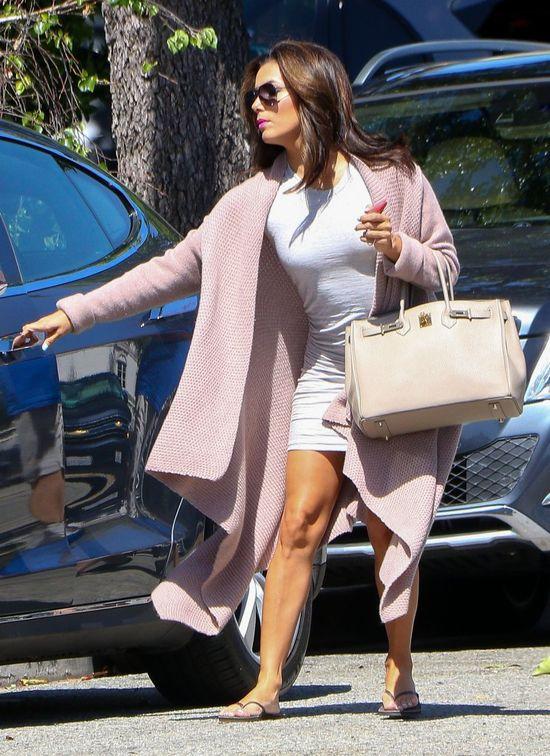 Nie zgadniecie, jakie buty założyła Eva Longoria (FOTO)