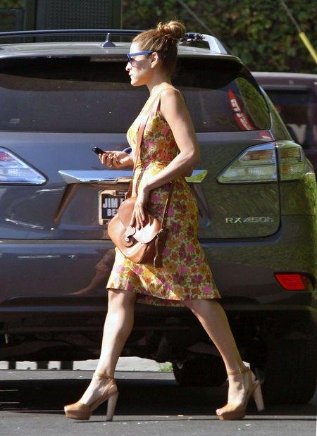 Eva Mendes kwiaty (czasem) kupuje sobie sama (FOTO)