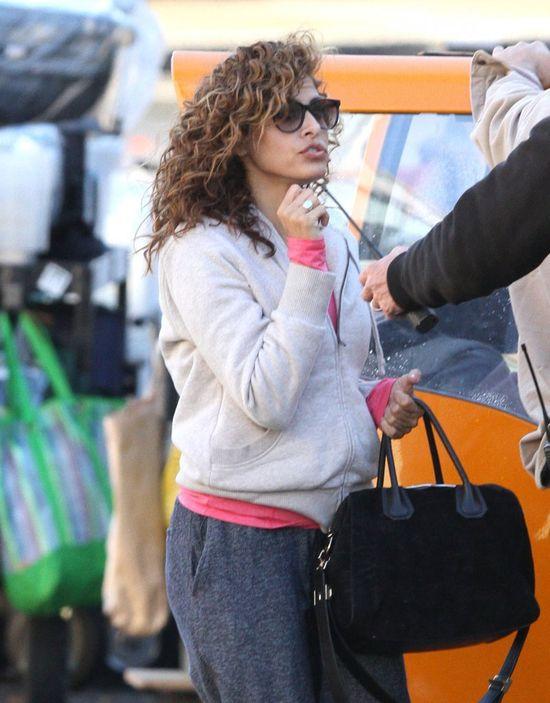 Eva Mendes udzieliła pierwszego wywiadu od porodu