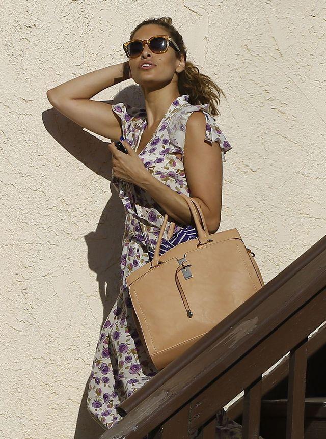 Eva Mendes je dokładnie to samo na lunch i na obiad