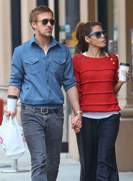 Eva Mednes zdradzała Ryana Goslinga?
