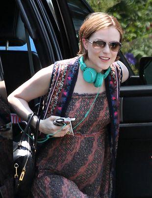 Była dziewczyna Marilyna Mansona wkrótce zostanie mamą