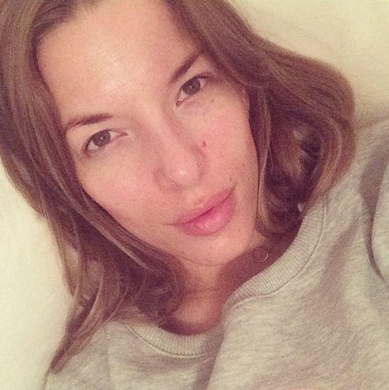 Ewa Chodakowska bez makija�u (FOTO)