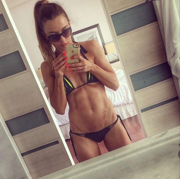 Ewa Chodakowska żałuje swojej operacji biustu (FB)