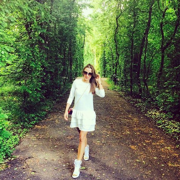Ewa Chodakowska pokazuje, że nie tylko brzuch ma ładny FOTO