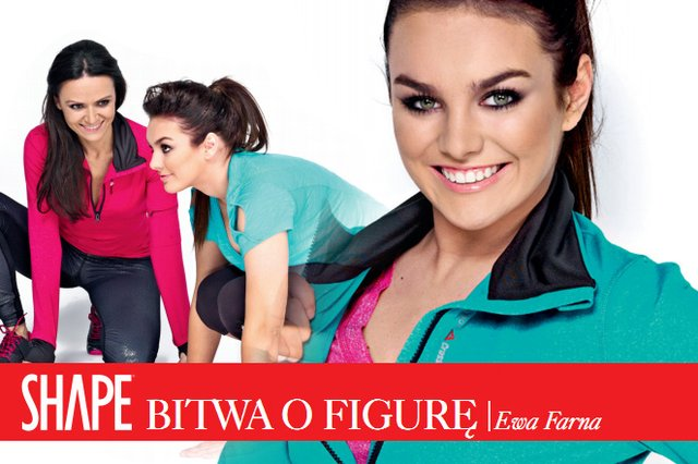 Ewa Farna zrzuci�a 5 kilogram�w w miesi�c