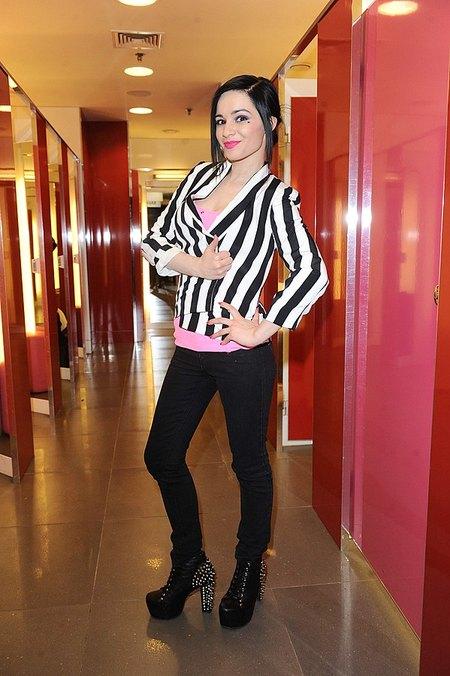 Ewelina Lisowska z X-Factor na zakupach (FOTO)