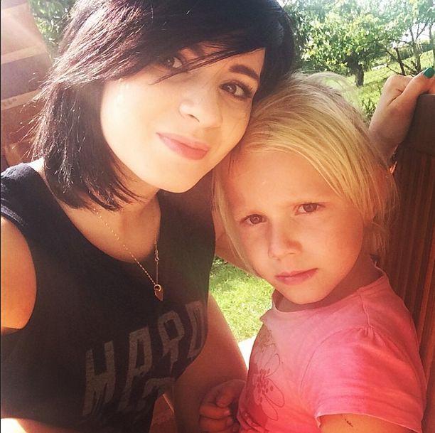 Ewelina Lisowska pochwaliła się siostrą (FOTO)