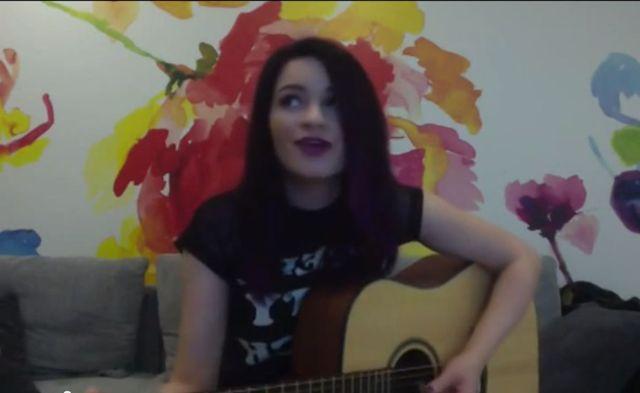 Ewelina Lisowska śpiewa przebój Shakiry i Rihanny (VIDEO)