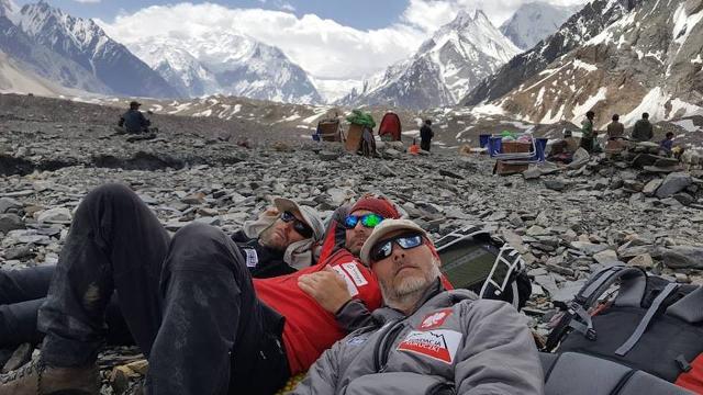 Himalaista przerwał wywiad w telewizji! Czuję się do d**py