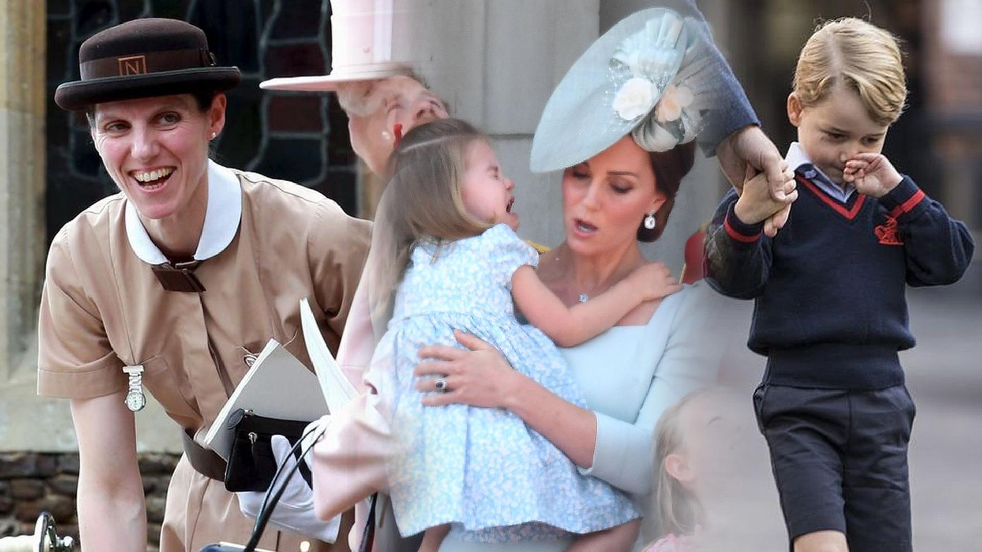 Wyszło na jaw, jak NAPRAWDĘ niania rodziny królewskiej traktuje George'a i Charlotte
