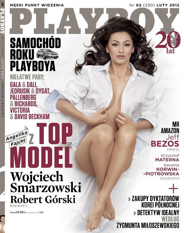 Angelika Fajcht: Nie wiem czy Playboya będzie na mnie stać