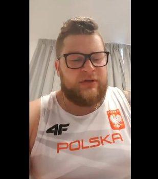 Paweł Fajdek rozkleił się po kompromitującym występie w Rio