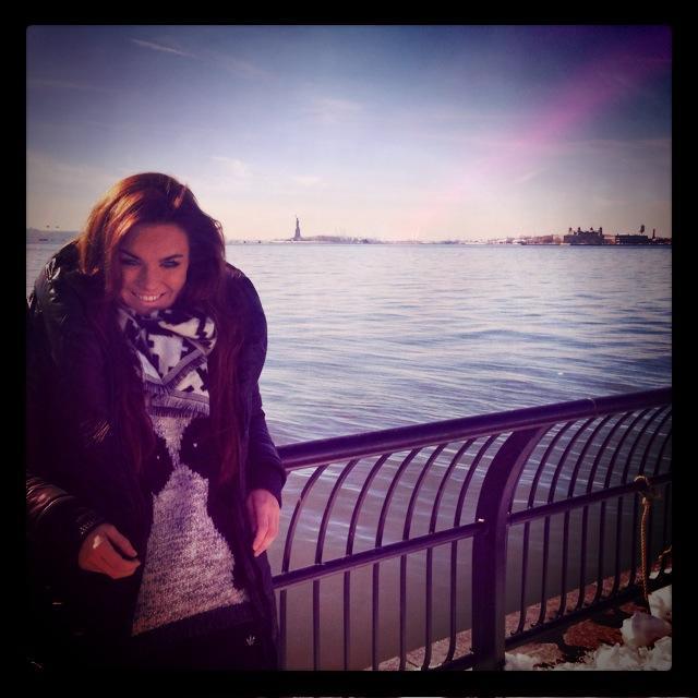 Ewa Farna �wietnie si� bawi w Nowym Jorku (FOTO)