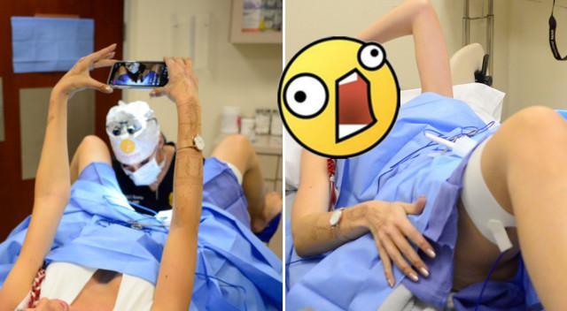 Celebrytka relacjonuje operację plastyczną warg sromowych (ZDJĘCIA)