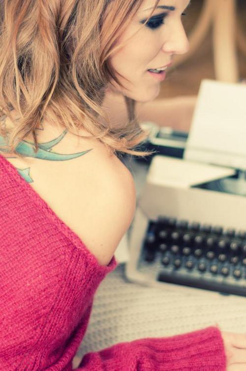 Ilona Felicja�ska debiutuje jako pisarka