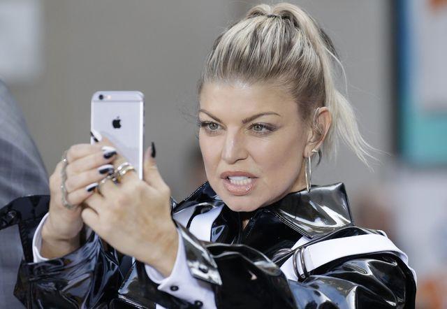 Fergie inspiruje się Edytą Górniak! Nie uwierzycie, co zrobiła!