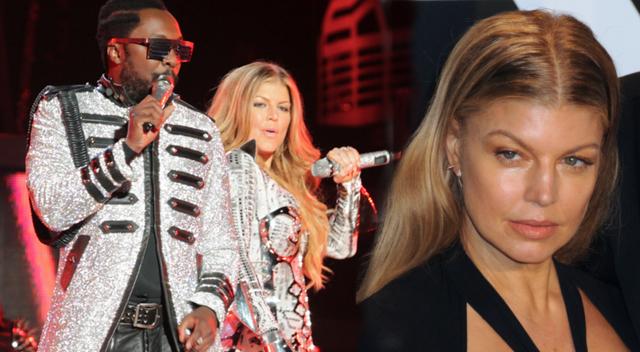 Fergie została WYRZUCONA z Black Eyed Peas?!