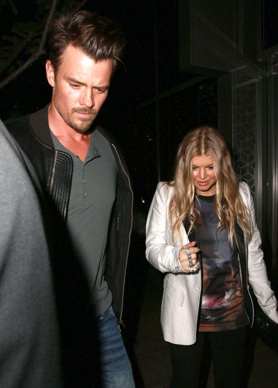 Fergie już pokazała się publicznie po porodzie! (FOTO)