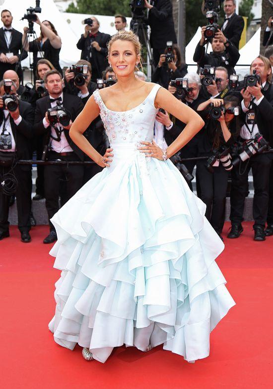 Blake Lively na festiwalu w Cannes 2016
