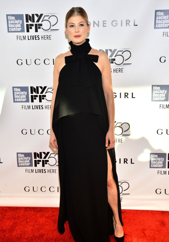 Rosamund Pike - będzie Oskar 2015 za Zaginioną dziewczynę?