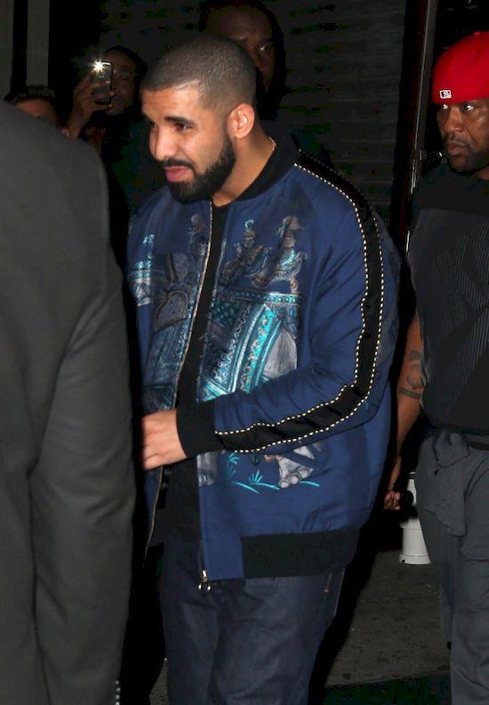 Rihanna i Drake nie mogli si� od siebie oderwa� po gali MTV VMA 2016!