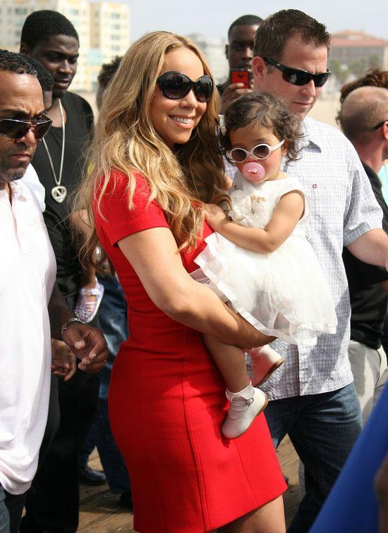 Mariah Carey z dziećmi (FOTO)