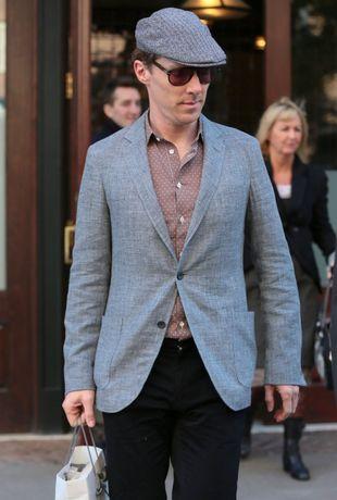 Benedict Cumberbatch znika