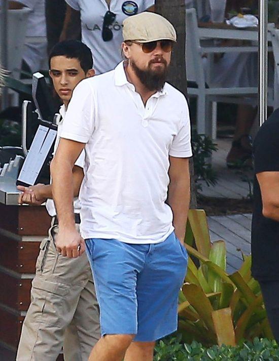 Leonardo DiCaprio zabrał na orgię 20 dziewczyn