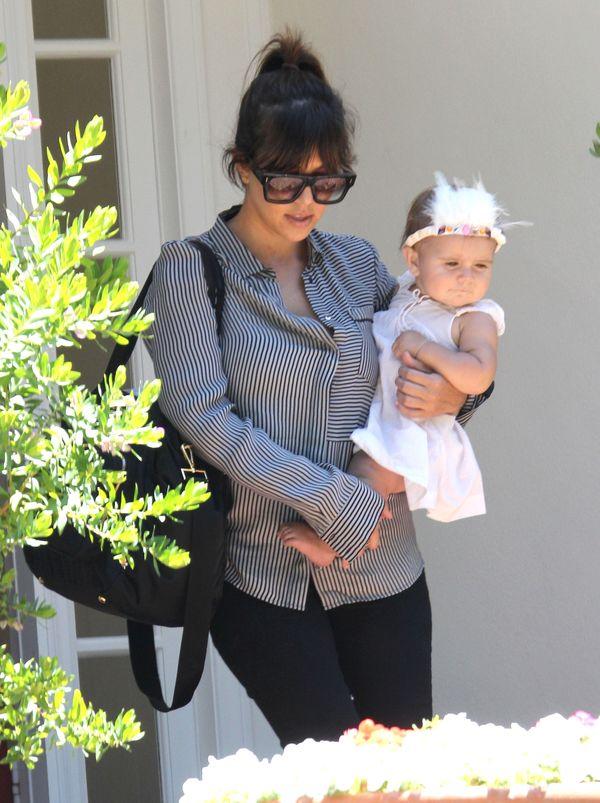 Penelope Disick konkurentką dla córki Beckhamów (FOTO)